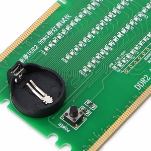 Image 5 - DDR2 と DDR3 2 で 1 照光テスターでデスクトップマザーボード用集積回路ドロップシップ