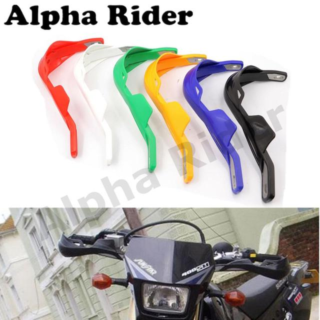 "Sport Dirt Bike MX BMX 7/8"" Motocross Enduro Hand Brush Guard for Yamaha YZ XT TT 350 500 600 TTR 225 Suzuki DRZ400 KDX KLR 220R"