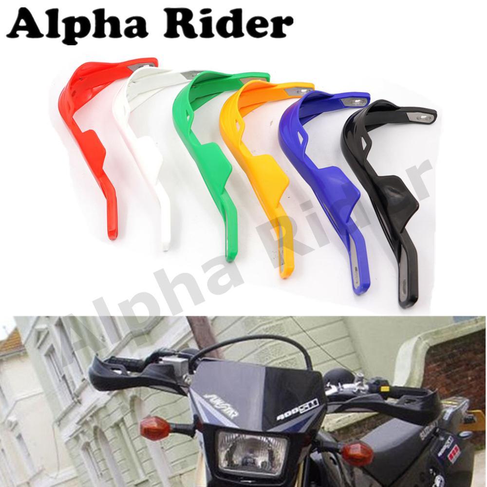 "Sport Dirt Bike MX BMX 7/8\"" Motocross Enduro <font><b>Hand</b></font> Brush Guard for Yamaha YZ XT TT 350 500 600 TTR 225 Suzuki DRZ400 KDX KLR 220R"