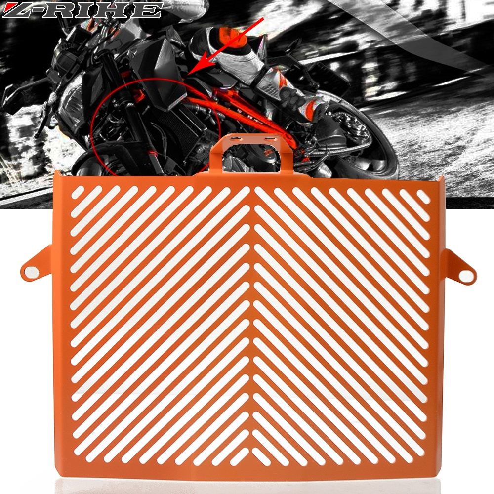 For KTM 1290 Super Adventure 2015 2016 2017 Motorcycle Accessories 1290 Super ADV Radiator Guard Grille