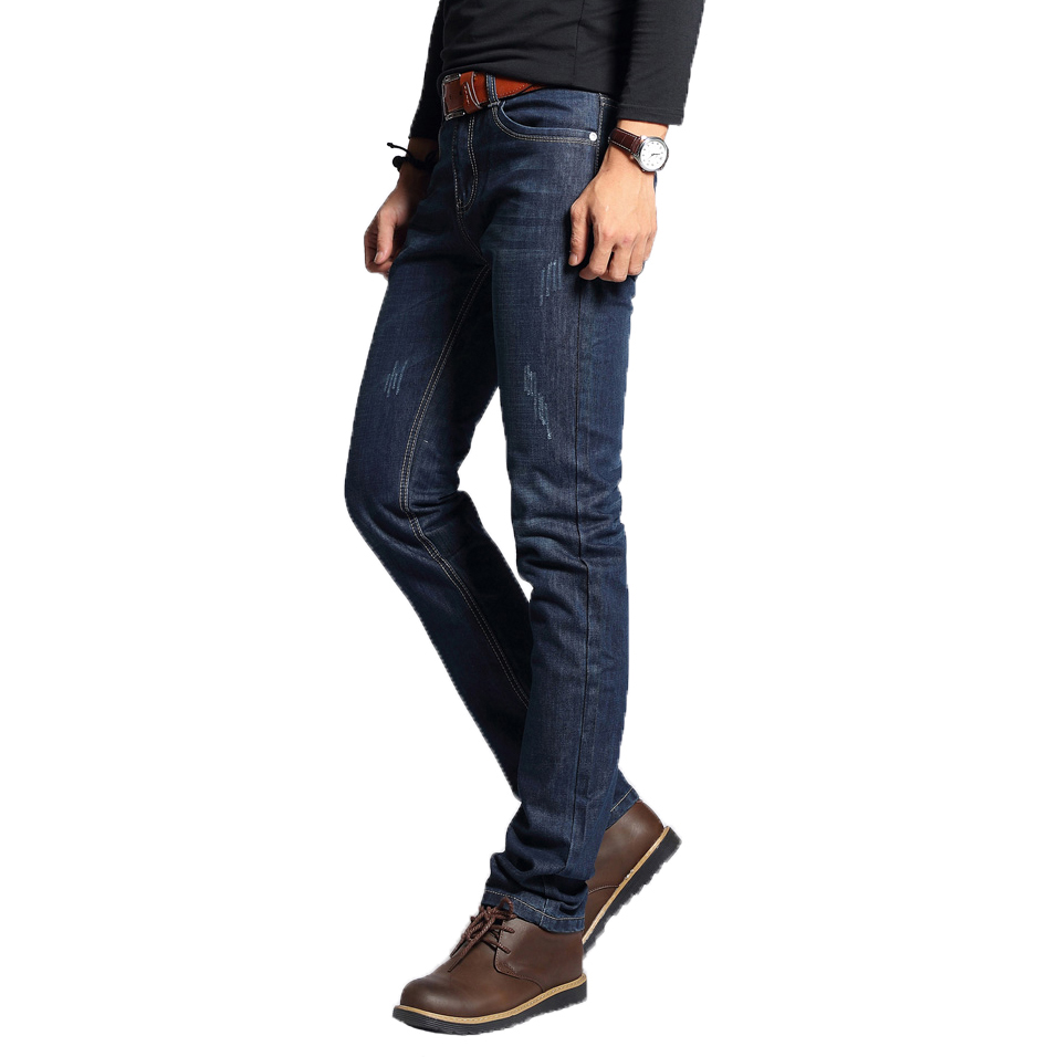 New Men's Fashion Hot Jeans For Young Men 4