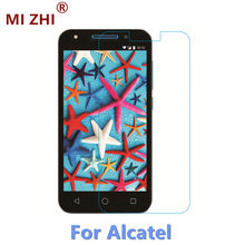 Tempered Glass For Alcatel u5 glass For Alcatel shine lite idol 3 5.5 4.7 inch One touch pixi4 Pop Up 4 S Screen Protector Film(China)