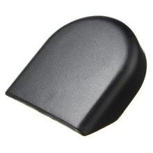 2х Автомобильная крышка стеклоочистителя, колпачок, гайка, пластиковая, подходит для Toyota Yaris Corolla Verso Auris 85292-0F010, черная Автомобильная крышка стеклоочистителя