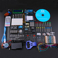 De Beste DIY Starter Kits Voor Arduino Uno R3 elektronische diy kit Met Tutorial/Voeding Learning Kit EU plug