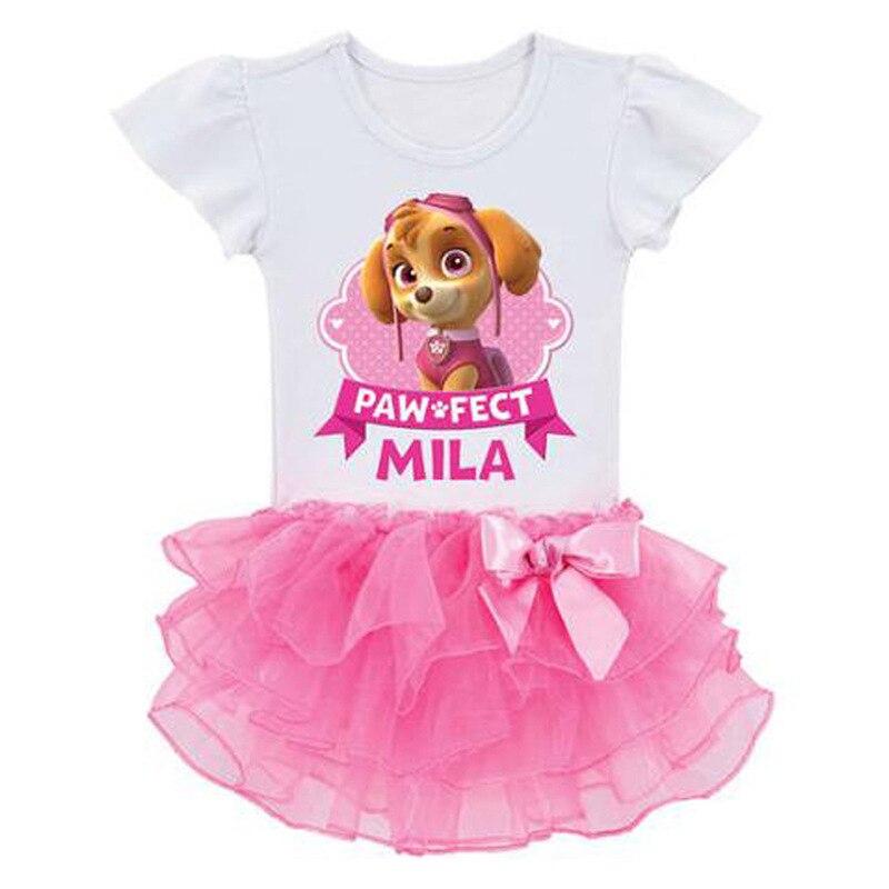 Costume Ballerina-Skirt Marshall Chase Skye Girls Carnival-Clothing Kids Children New