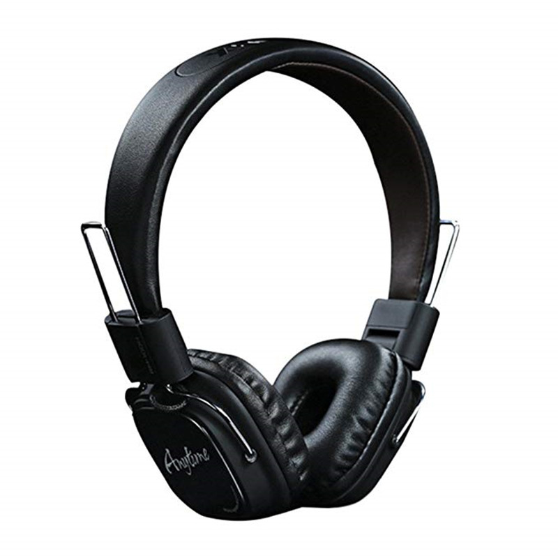 100H Wired HiFi Stereo Folding Headset Earphone with Mic Volume Control Game Headphones Deep Bass