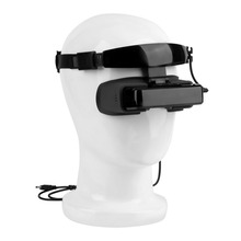 80 inch Widescreen Virtual Display 3D Video Glasses Goggle 430 240