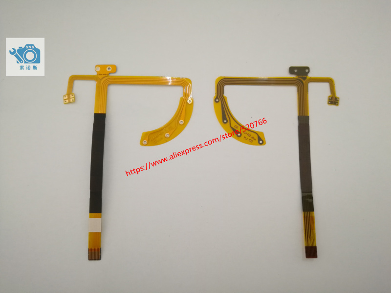 2Pcs Superior Quality Lens Shutter For Flex Cable Aperture Shutter For Cano 24-70mm 24-70 Mm 1:2.8 L DSLR Digital Camera