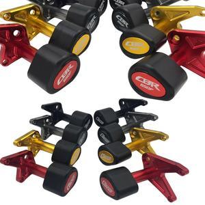 Мотоцикл с ЧПУ Защита от падения анти Краш Рамка слайдер протектор для HONDA CB650F CB 650F CBR 650 F CBR650F 2014-2019 2020 18