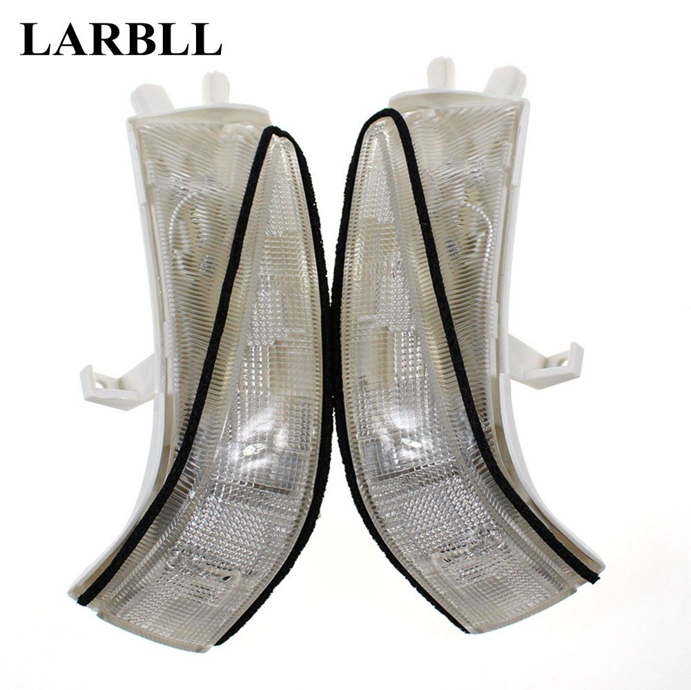 LARBLL 2PCS New Left&Right Rearview mirror LED turn signal Flasher light lamp FOR HONDA CIVIC FA1 34300-SNB-013 34300SNB013
