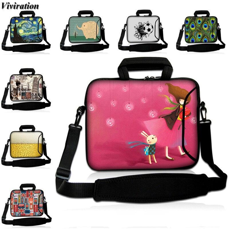 Viviration Women Girls Shoulder Case For Lenovo TAB2 A10-70 A7600 Tablet PC 10.1 10.2 10.5 9.6 9.7 10 Inch Tablet Messenger Bag