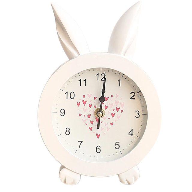 Para Creativo Estar Relojes Hogar Muebles El Dormitorio Reloj Diseño Europeo Sala Campana Escritorio De Decoración Pared QrxedBoCW