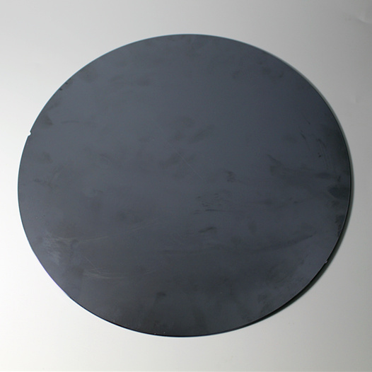 4 inch Single-sided polished monocrystalline silicon wafer / Resistivity 12-14 ohm per centimeter/ Thickness of 350um4 inch Single-sided polished monocrystalline silicon wafer / Resistivity 12-14 ohm per centimeter/ Thickness of 350um