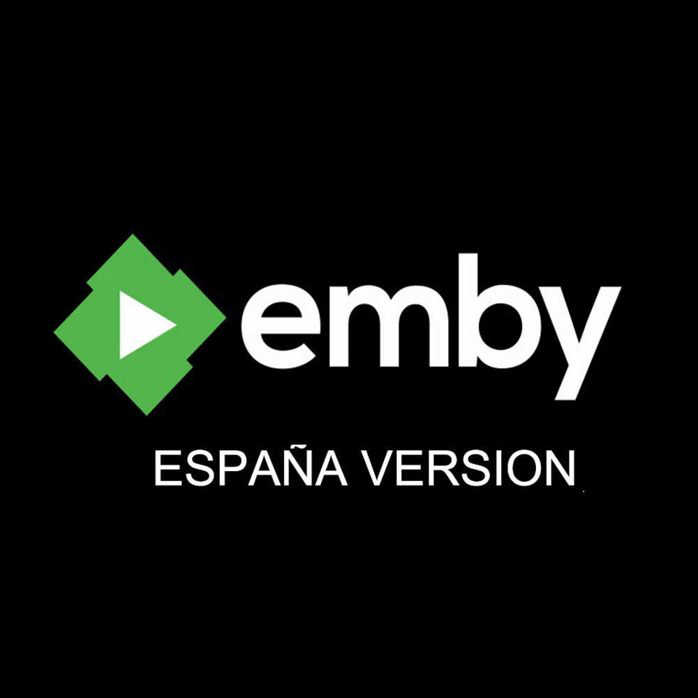 1 Year Emby Account Spanish Version With DAZN HBO 4K UHD For