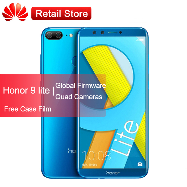 US $155 99 |Global Firmware Huawei Honor 9 Lite 4G Mobile Phone 5 65
