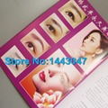 Freeshipping  1Pcs Exercise Book Permanent Makeup Practice Book Cosmetics Eyebrow/Lips Teaching Book