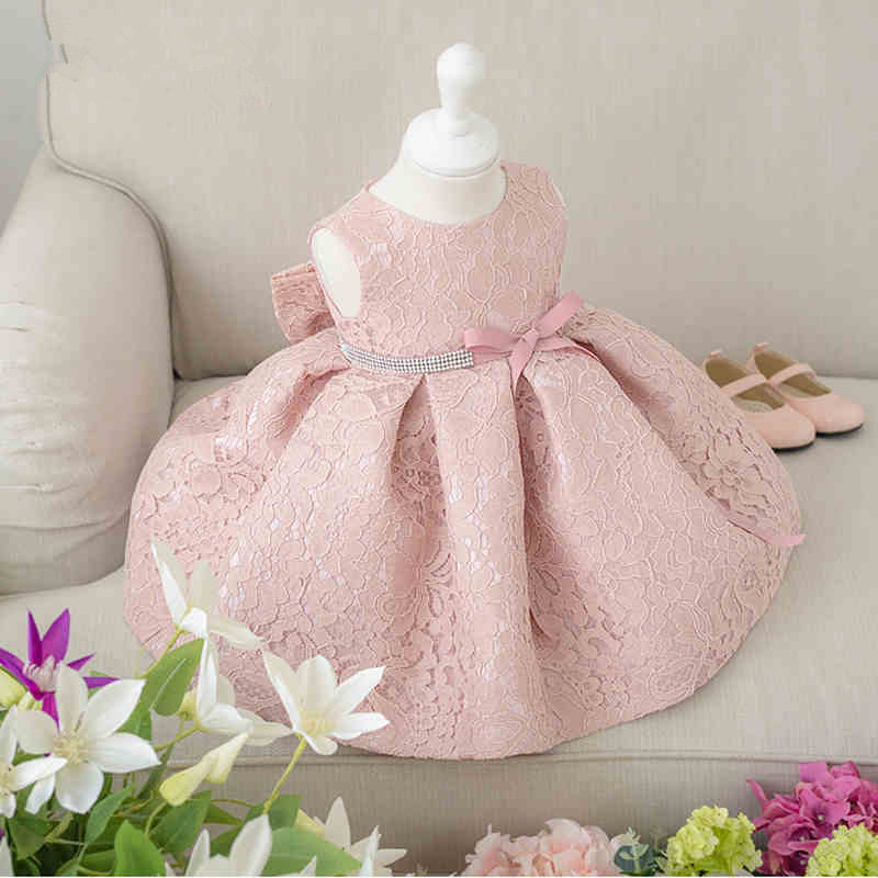 Glitz perla verano Vestidos para la boda Rosa Flor del partido del ...