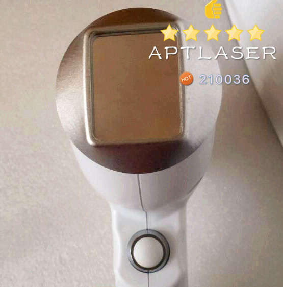 900w 808nm diode laser handle hair removal with 15*15mm spot size