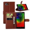 Pp capa fundas carteira de couro phone case para lenovo vibe z2 tampa flip com suporte de cartão & stand função vibe z2 telefone sacos