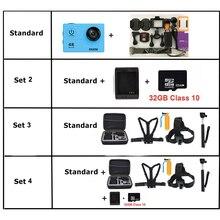 H9R remote Ultra HD 4K WiFi 1080P 60fps sports waterproof pro drone camera