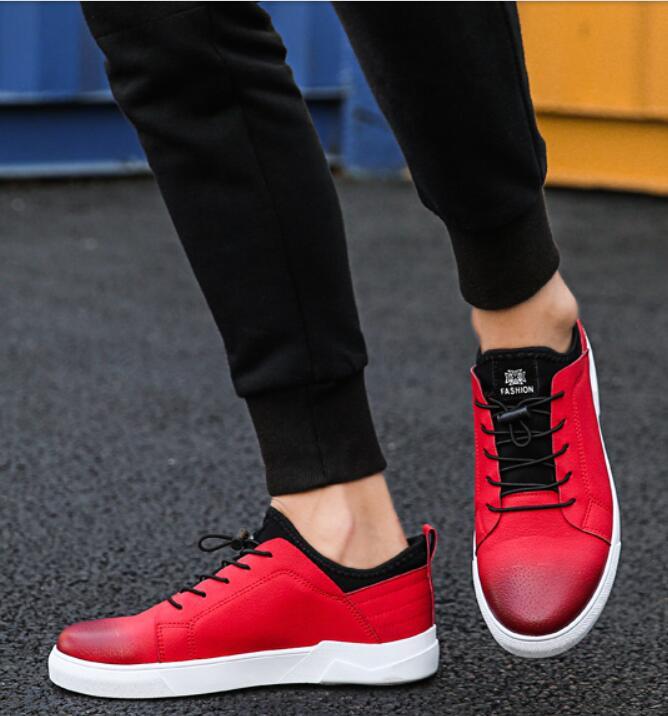 Dos 2019 Novos De Outono Esportes Sapatos Versão Pé Conjunto 3 E Lazer Inverno 2 1 Coreana Da Homens Tendência's Maré xztrzw