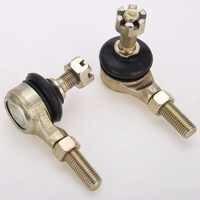 Mayitr 1 paire de rotule en métal M10 pour 50cc 70cc 90cc 110cc 125cc 150cc 200cc 250cc ATV Quad 4 roues