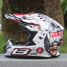 Бесплатный Шопинг мотоциклетный Шлем Профессиональный Moto Cross Шлем MTB DH гонки шлем мотокросс спуске шлем велосипеда