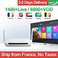 IPTV France Arabic IPTV 1 Year QHDTV Subscription Leadcool Q9 Android 8.1 Box Code IP TV Belgium Netherlands Arabic IPTV France