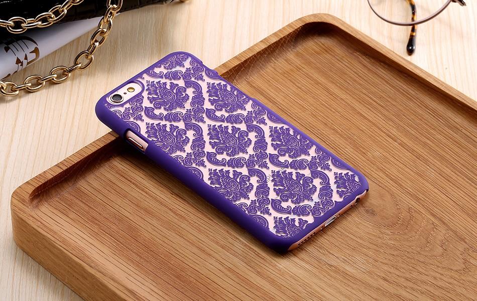Kisscase retro elegancki wzór case dla iphone 6 6s plus samsung galaxy s7 edge s6 krawędzi uwaga 4 5 samsung e5 e7 a3 a5 a7 a8 j5 j7 12