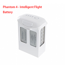 Original DJI Phantom 4 Intelligent Flight Battery 5350mAh 15 2V LiPo battery For DJI Phantom 4