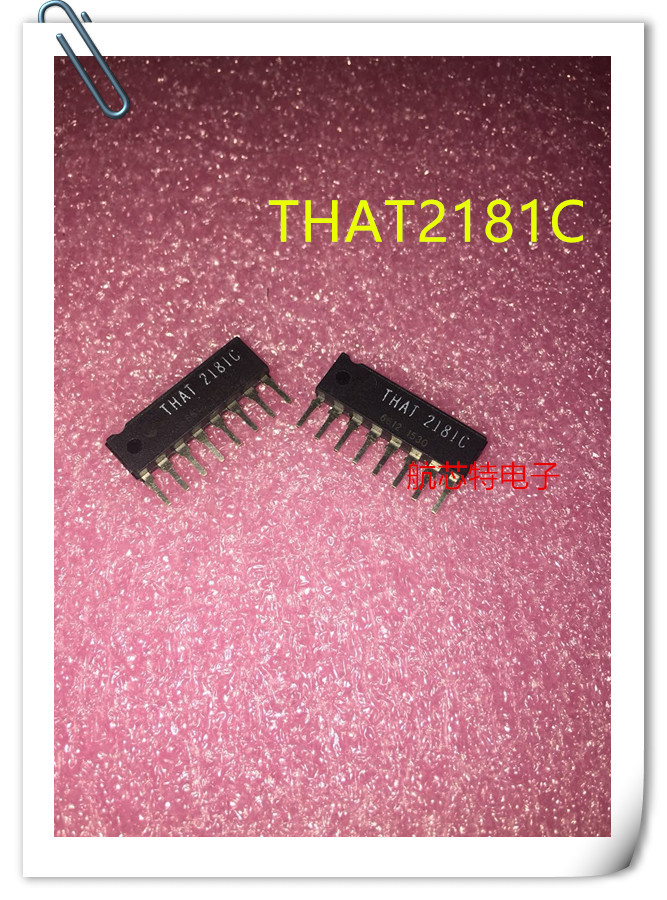1pcs/lot THAT2181C THAT2181 2181 SIP8 NEW ORIGINAL ELECTRONICS IC