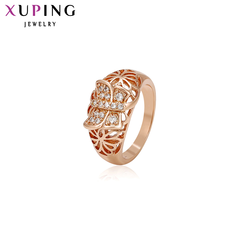 11.11 Deals Xuping Fashion Ring High Quality Luxury Woman Perfect Ladies Engagement Valentine's Day S31,3\S25,3- 11418 image