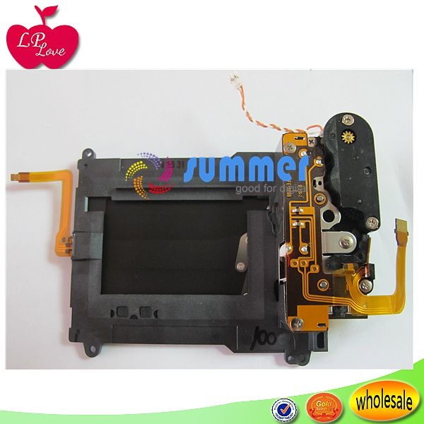 Camera Lcd Screen Replacement Camera Shutter Unit Group For Canon S2is S3is S5is S2 S3 S5 Is 100% High Quality Materials