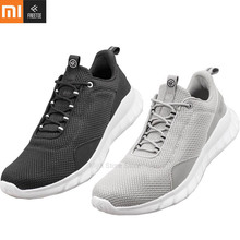 Xiaomi FREETIE Sports Shoes Lightweight Ventilate Elastic Knitting Shoes Breathable Refreshing City Running Sneaker For Man