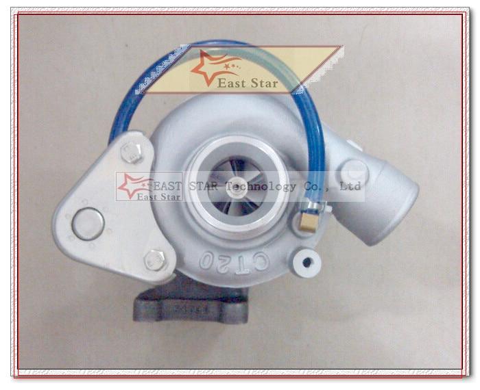 Новый турбо CT20 17201-54060 1720154060 54060 для TOYOTA Hiace H12 Hilux Landcruiser LJ70 LJ71 LJ73 2L-T 2LT 2.4L 2,5 TD 66Kw 90HP