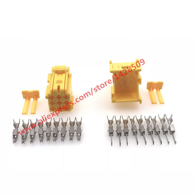 aliexpress com buy 10 sets 9 pin automotive connector 967621 1 1 rh aliexpress com