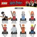 2017 NUEVO Harry Potter series Bloques De Construcción Juguetes Modelo compatible con Marvel DC Super Heroes Bricks figura juguetes para niños