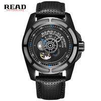 READ Male table man model 2 fashion luxury mechanical watches automatic mechanical movement 8090 Tourbillon