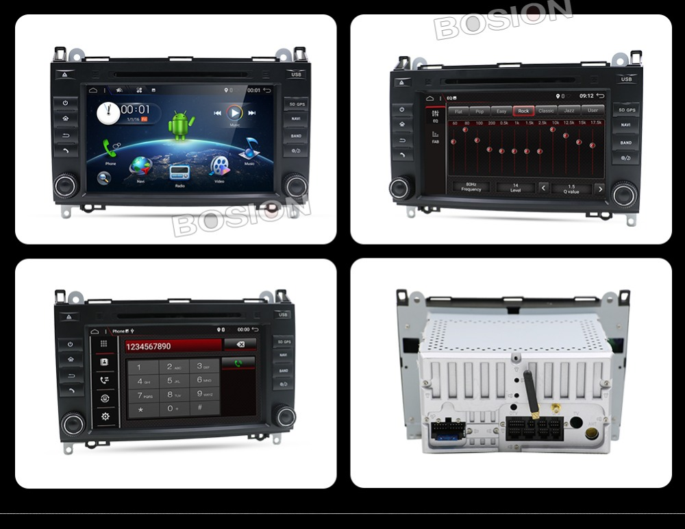 W245 Vite multimedia reproductor 22