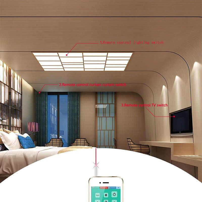 Новый мини инфракрасный порт переходник с дистанционным управлением универсальный для мобильного телефона умный дом DC128