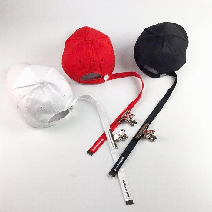 hip hop peaceminusone Gd unisex solid curved hats   baseball     cap   men women snapback   caps   sport casquette gorras