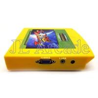 Box 5S 999/1299 in 1 PCB board VGA & CGA For LCD / CRT Arcade Game Board Pandora Gams Arcade Cabinet Motherboard Jamma cartridge