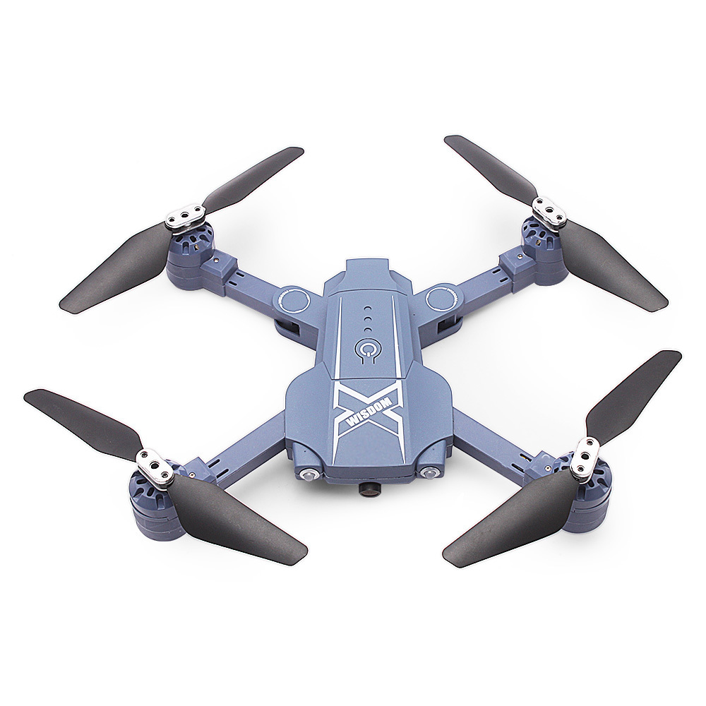 HC629W Foldable RC Drone Dron WiFi FPV 0.3MP Camera Drones Headless Mode RTF Helicopter Indoor Outdoor Quadcopter Quadcopter Toy