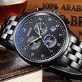 AESOP часы Мужские Роскошные автоматические механические часы мужские наручные часы водонепроницаемые наручные часы Мужские часы Relogio Masculino