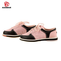 Professional Bowling Shoes Essential Beginners With Sports Shoes High Quality Couple Models Women Sneakers Golf Shoes