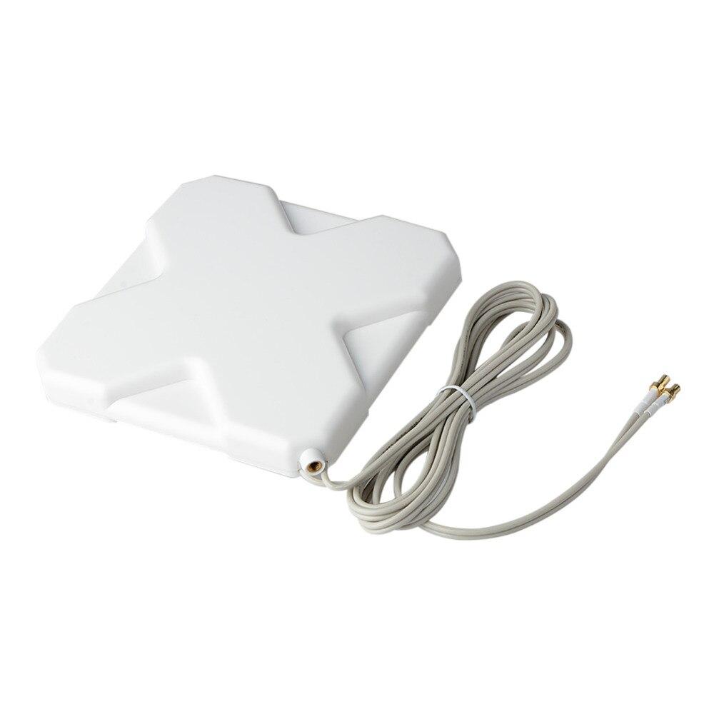 35 dBi Broadband Antenna Booster Signal Amplifier TS9 For 4G FDD-LTE Mobile BO3