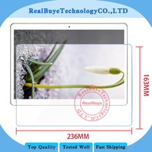 Screen-Protector Tablet Tempered-Glass Universal Guard for Lcd-Shield Film-Size Anti-Scratch