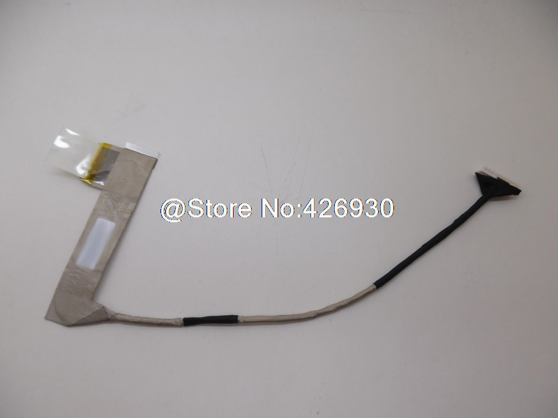 Laptop LCD Cable For CLEVO P150HM 6-43-X5101-011-3J New Original laptop lcd cable for clevo m765su m760s 15 4 6 43 m76s1 011 w540eu 6 43 w5501 010 c 30pin