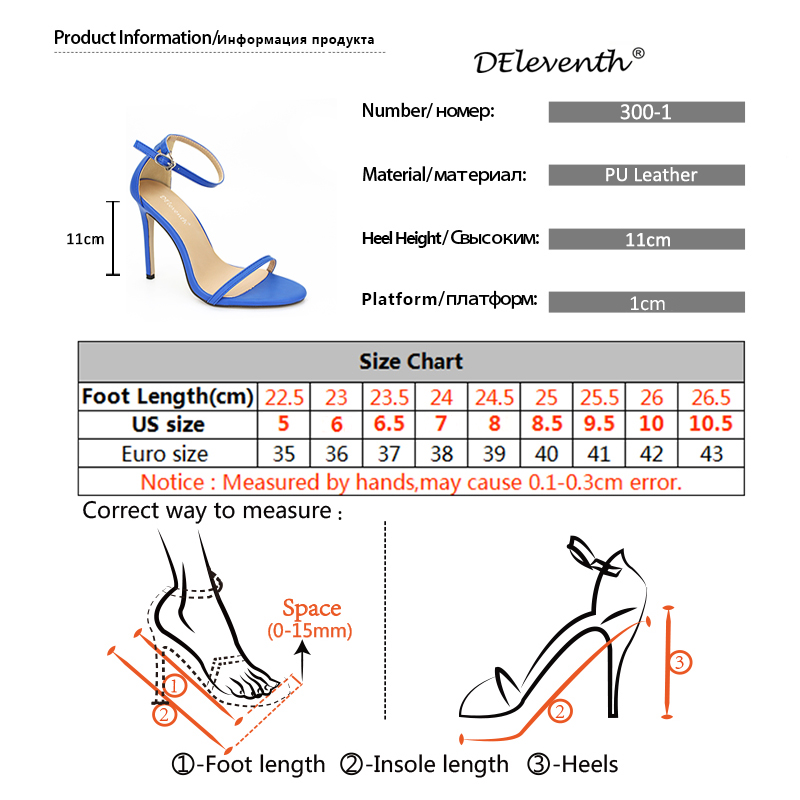 DEleventh Classics Sexy Women Red Wedding Shoes Peep Toe Stiletto High Heels Shoes Woman Sandals Black DEleventh Classics Sexy Women Red Wedding Shoes Peep Toe Stiletto High Heels Shoes Woman Sandals Black Red Nude Big Size 43 US10