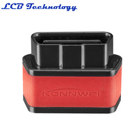Mini Portable KW903 Automobile Fault Detector Diagnosing Scanner OBD